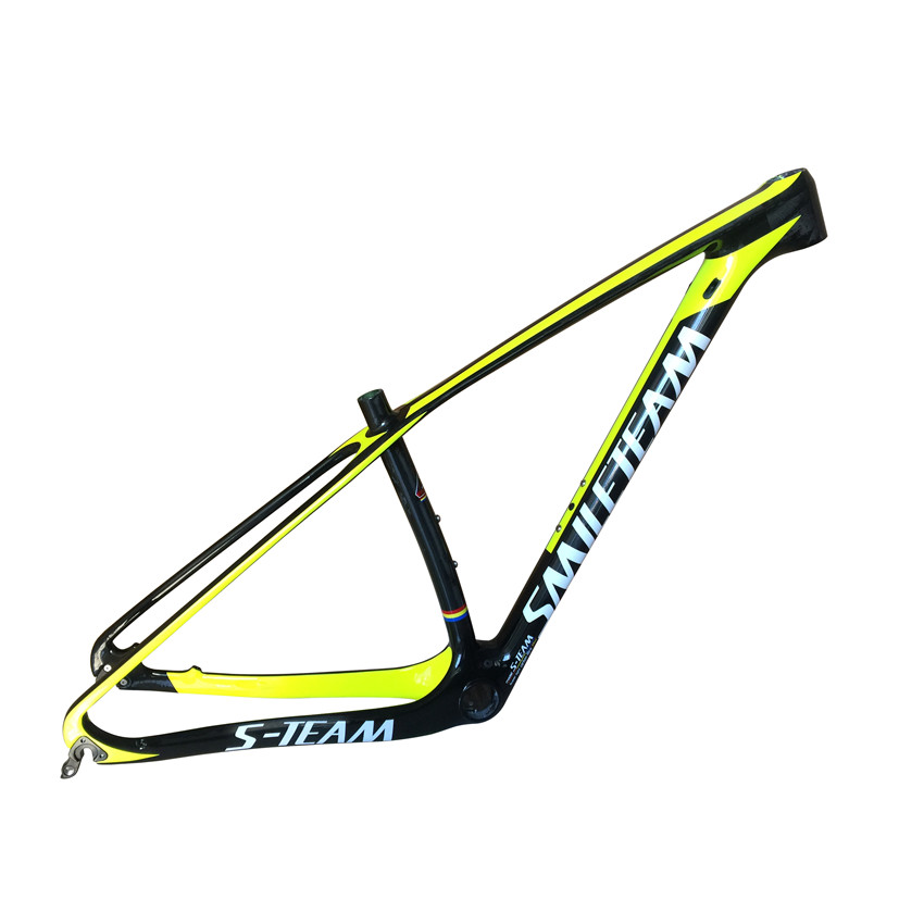 Smileteam T1000 Full Carbon MTB Frame 29er MTB Carbon Frame 29 Carbon Mountain Bike Frame 142*12 or 135*9mm Bicycle Frame smileteam new carbon mtb frame 27 5er mountain bicycle frameset 650b 135 9mm carbon frame ud matte or glossy frame headset clamp