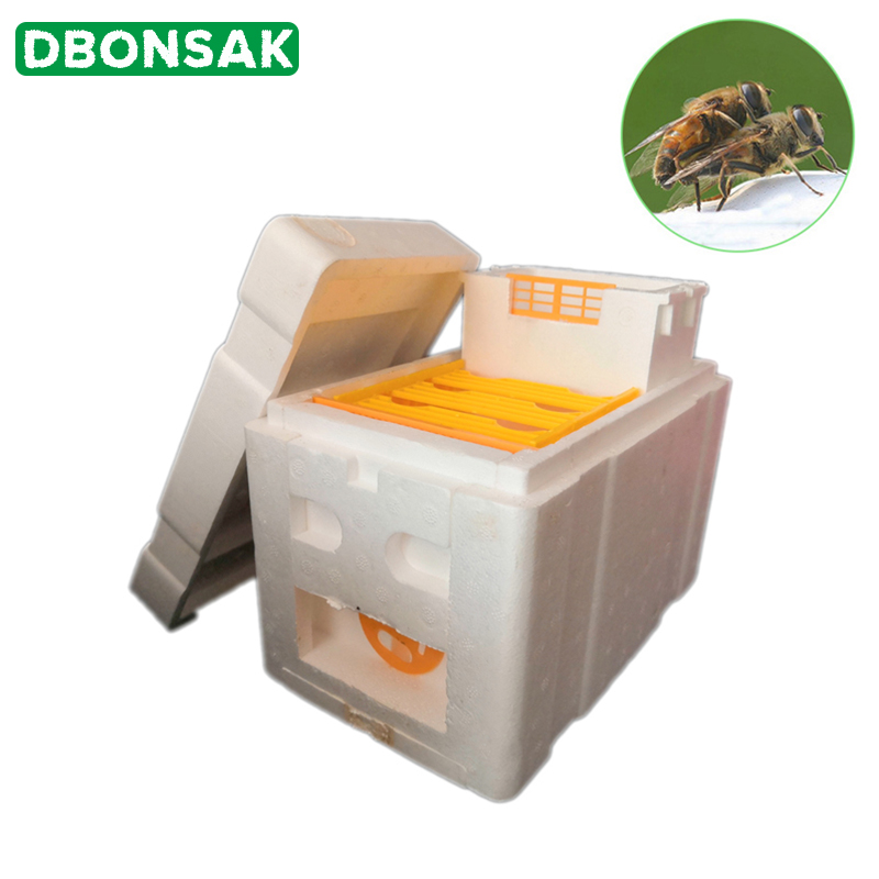 Harvest Bee Hive Box Beekeeping King Box Pollination For Bee Pollination Beekeeping Tool Home Hive Box Beekeeping Equipment