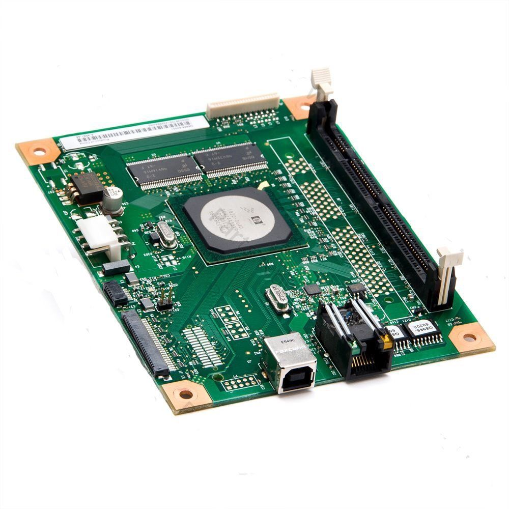 Q5966-60001 FIT for HP Colorlaserjet 2605 N 2605DN 2605DTN Formatter Board Main Logic Board formatter pca assy formatter board logic main board mainboard mother board for hp m775 m775dn m775f m775z m775z ce396 60001