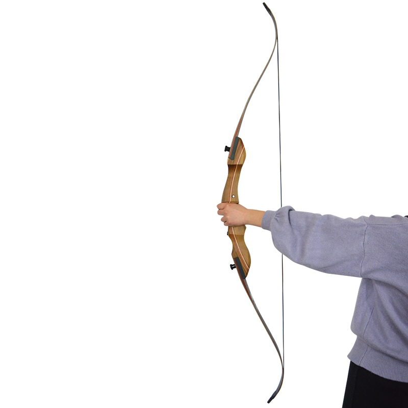 Image 5 - 1pc 60inch 40lbs Archery Recurve Bow Right Hand F1 Hunting Bow Takedown Outdoor Hunting Shooting Target Practice Accessories-in Bow & Arrow from Sports & Entertainment