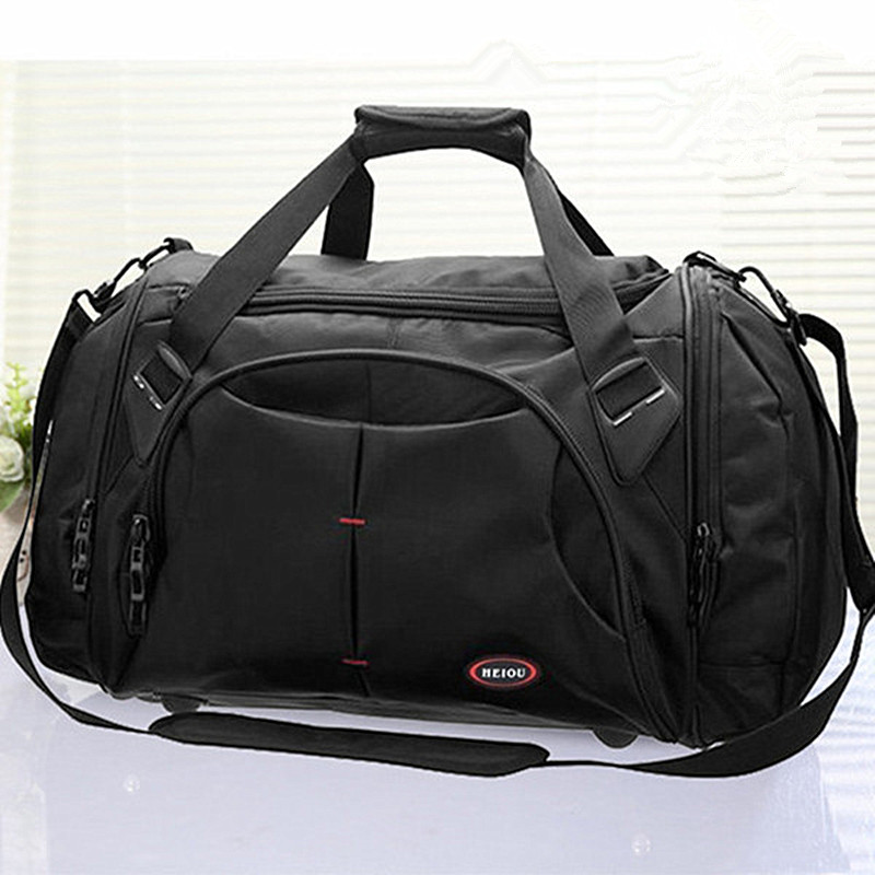 High Quality Men Travel Bags Large Capacity Women Luggage Travel Duffle Bags Nylon Outside Waterproof Bags Bolso vintage backpack large capacity men male luggage bag school travel duffle bags large high quality escolares new fashion