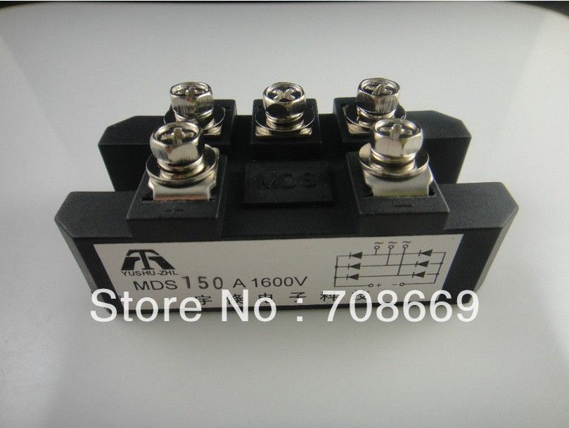 MDS150A 3-Phase Diode Bridge Rectifier 150A Amp 1600V цена 2017