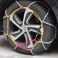 universal strong car Titanium alloy anti-skid chain snow chain simple install no skidding safe driving for 2 wheels