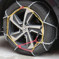 universal strong car Titanium alloy anti skid chain snow chain simple install no skidding safe driving for 2 wheels