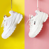 CPX 2018 New women running shoes Disruptor 2 Sneakers Cushioning height Increasing platform Breathable Wave Sports Triple S walk