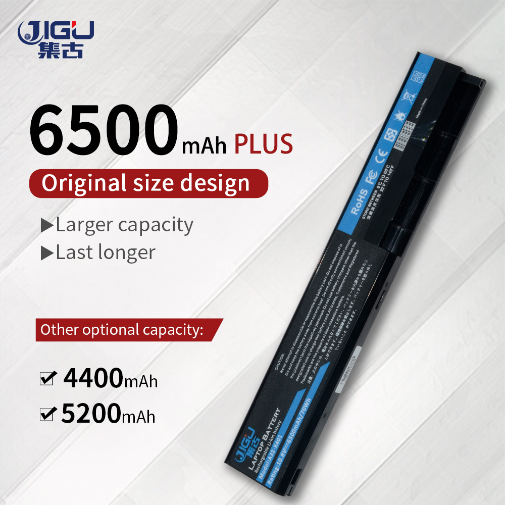 JIGU Laptop Battery For ASUS F501A X301U F301A S401U X401A F301U S501A S301A X401U F401A S501U S301U X501A F401U X301A S401A