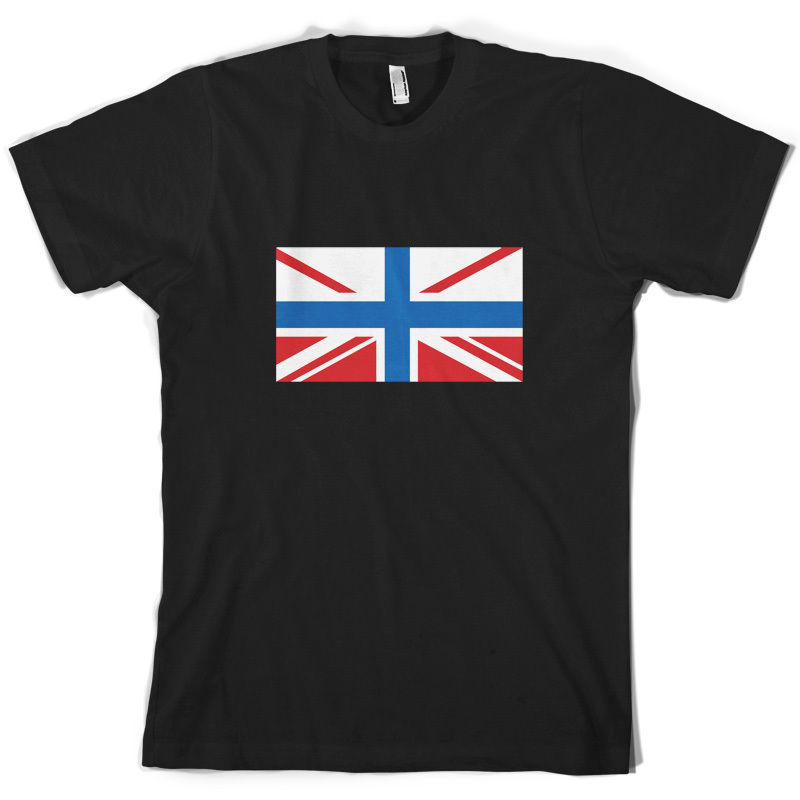 Russian Union Jack Mens T Shirt Russia Russian Union flag 10 Colours Mans Unique Cotton Short Sleeves O Neck T Shirt in T Shirts from Men 39 s Clothing