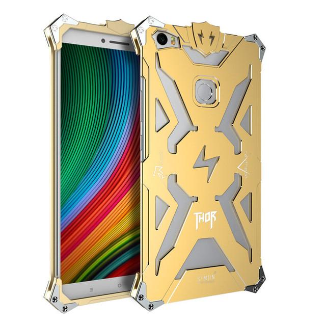 Simon Thor Metal Case para Xiaomi Mi Max luxo Heavy Duty armadura de alumínio Protive Shell capa para Xioami Max
