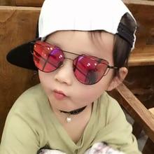DRESSUUP New Cat Eye Vintage Boys Girls Kids Sunglasses Bran