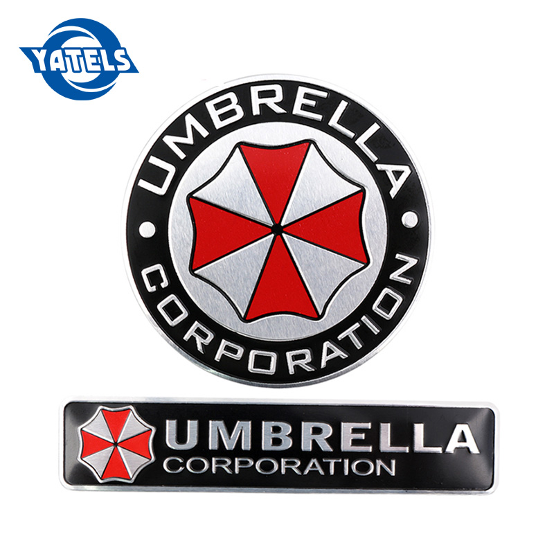 Car styling 3D Aluminum alloy Umbrella corporation car stickers Resident Evil decals emblem decorations badge auto accessories-in Car Stickers from Automobiles & Motorcycles on Aliexpress.com | Alibaba Group