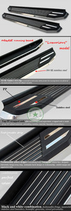Image 5 - Thicken luxurious running board 사이드 스텝 nerf bar for Nissan X trail Rogue 2014 2015 2016 2017 2018 2019 2020, 로드 300kg,