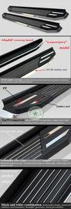 Image 5 - Verdicken luxuriöse trittbrett seite schritt nerf bar für Nissan X trail Rogue 2014 2015 2016 2017 2018 2019 2020, last 300kg,