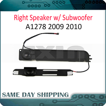 "NEW Laptop A1278 Right Speaker 2009 2010 With Subwoofer Loudspeaker Set For MacBook Pro Unibody 13.3"" MB990 MB991 MC374 MC375"