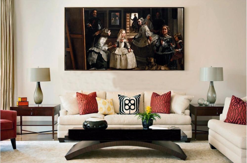 Poster Giganti Per Camere Da Letto : Gigante poster classica del ritratto su tela pittura immagine da