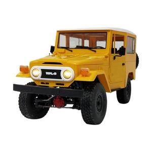 Image 3 - 1:16  Mini RC Car Toys Off road Metal Chassis Remote Toy