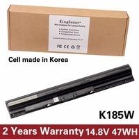 14 8V 47WH Original New Laptop Battery K185W For DELL Vostro 3451 3551 3458 3558 K185W