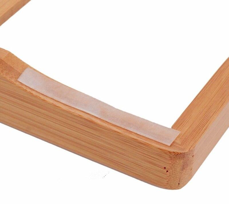 New Design Bathroom Organization Luxury Durable Bamboo Bathtub Caddy ...