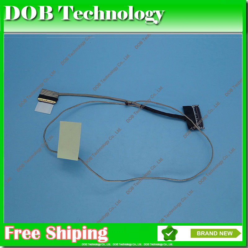 LCD Flex Video Cable For ASUS N550 N550J N550JX N550JV N550JK N550JA N550JL N550LF 14005-00910100 14005-00910600 Laptop LVDS brand new and original lvds led cable for asus k45 k45vd laptop video lvds lcd cable dd0xy1lc010