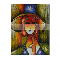 100% Handmade oil painting on canvas abstract Famous Picasso painting Dream home decoration Wall art picture for living room