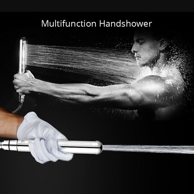 Two Function Handheld Bidet Sprayer