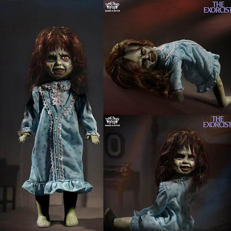 mezco vivo morto bonecas exorcista terror 02