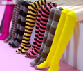 Cute Mixed Color Girls Dolls Stripe Stocking for Blyth Kurhn Momoko Doll 1/6 Scale Dolls Clothes Accessories Toy
