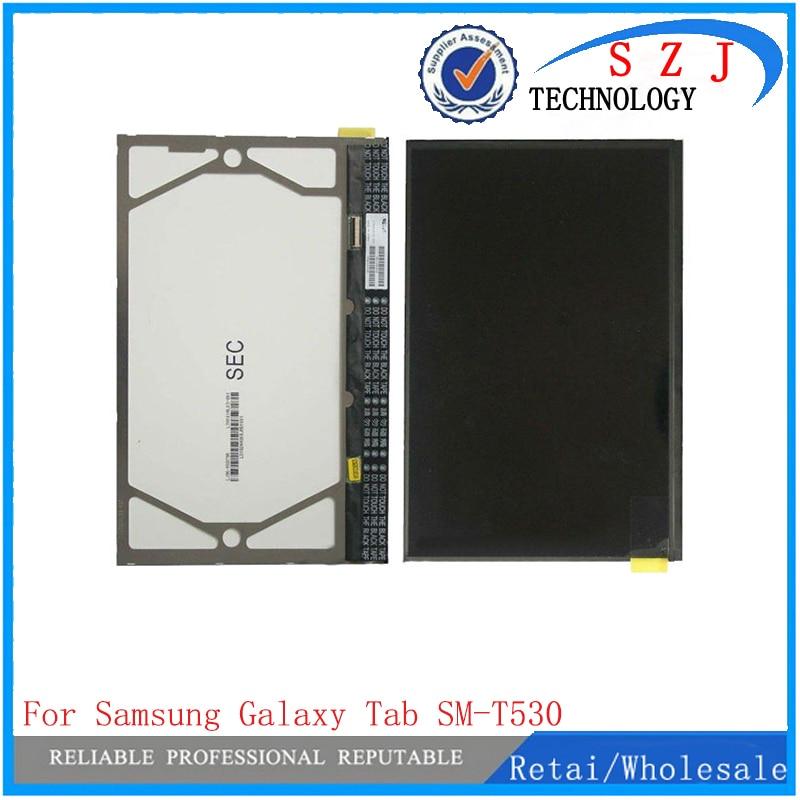 Новый 10,1 дюймовый ЖК экран для samsung Galaxy Tab 4 10,1 SM T530 T531 T535 SM T531 SM T535 T530 Замена Бесплатная доставка