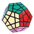 2016 Hot Sale 12-side Megaminx Magic Cube Velocidade Enigma Torção Cubo Educação Brinquedos de Inteligência Cubo Magico