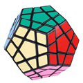 2016 Hot Sale Cube 12-side Megaminx Magic Cube Speed Puzzle Twist Education Intelligence Cubo Magico Toys