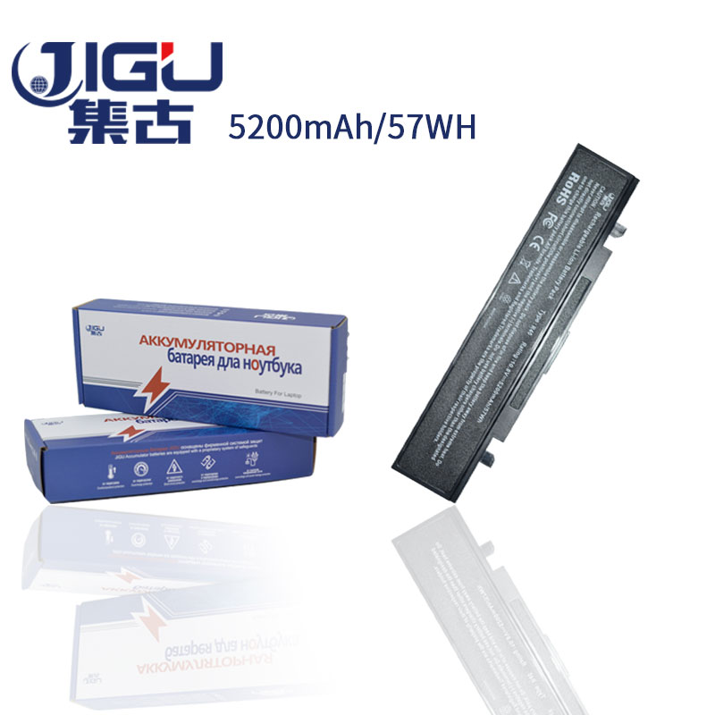 JIGU Batterie D'ordinateur Portable Pour Samsung AA-PB4NC6B R60 P210 P460 P50 P560 P60 Q210 R39 R40 R408 R41 R410 R45 R458 r460 R509 R510 6 CELLULES