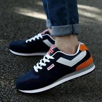 2016 New Men S Fashion Casual Shoes Trend Canvas Male Low Board Breathable Shoes Autumn Flats