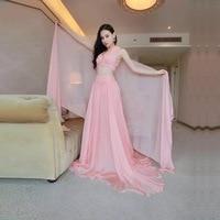 2018 Women Dresses Spring Summer Elegant Sexy Off Shoulder Plus Pink Size Vintage Evening Party Club