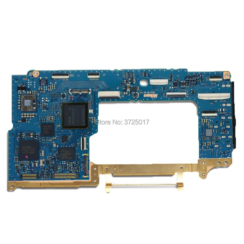 Nikon D3000 Original OEM Power Supply board MCU PCB Repair Part