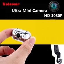 Promo offer Volemer Mini Camera Metal Case Micro Camera HD 1080P Portable Digital Camera DV Motion Detection Camcorders Video Recorder DVR