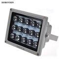 Hobovisin CCTV 15 unids IR led IR matriz iluminador infrarrojo de la lámpara IP66 850nm visión nocturna resistente al agua para cámara de vigilancia CCTV