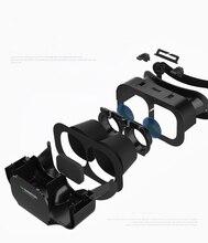 VR SHINECON BOX 5 Mini VR Glasses 3D Glasses Virtual Reality Glasses VR Headset For Google cardboard Smartp