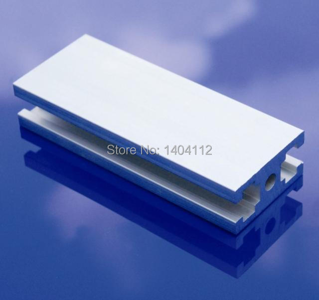 Aluminum Profile Aluminum Extrusion Profile 1530 15*30 Commonly Used In Assembling Device Frame, Table And Display Stand