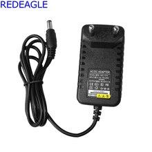 REDEAGLE 12V 1A Output Power Supply for Surveillance System Security Camera 100-240V Input EU US Plug CCTV Accessories