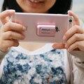 Realflash Аккумуляторная Selfie Flash Заполнить света Ксеноновые Внешняя Вспышка Speedlite Вспышка Лампы Для iphone 5/5s/se/6/6 S/7 Плюс HTC Huawei LG