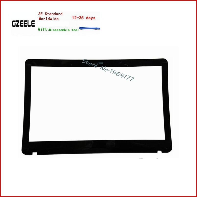 NEW LCD Front Cover Bezel Frame FOR Sony SVF15 SVF151 SVF152 SVF153 SVF1541 LCD Front Bezel Laptop No Touch
