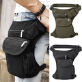 2016 Tactical Military  Pouch  Leg Thigh Bag Canvas Fanny Pack Purse