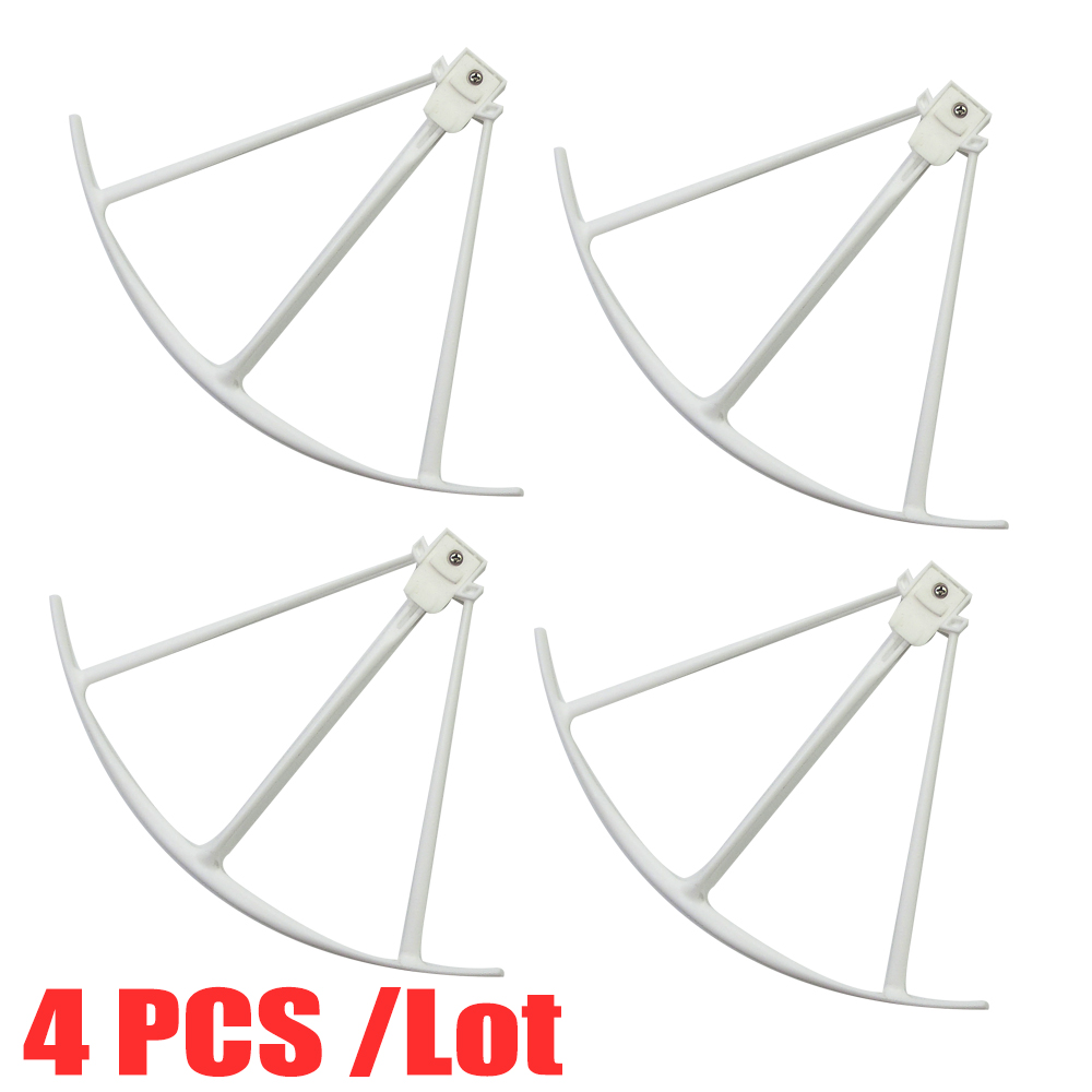 4 Pcs/lot SYMA X5UC X5UW Spare Guard Circle Protectors Frame Ring Part For RC Quadcopter Drone Accessories h22 007 receiver board spare part for h22 rc quadcopter