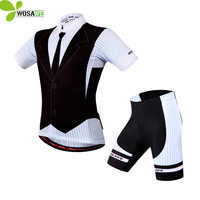 WOSAWE 100 Polyester 2016 Cycling Jersey Short Sleeve Men S Shorts Summer Cycling Clothing Breathable Quick