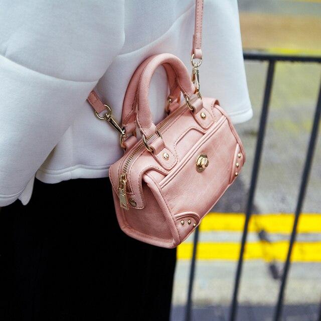 24ecd9774af 2019 Fashion Women Shoulder Bags Ladies Messenger Bags Boston Handbags  luxury handbags women bags designer S198