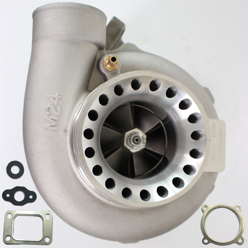 A//R.70 T3 5 bolt Oil cool 350-500HP GT30 Upgrade Billet Wheel Turbo A//R .63 Com