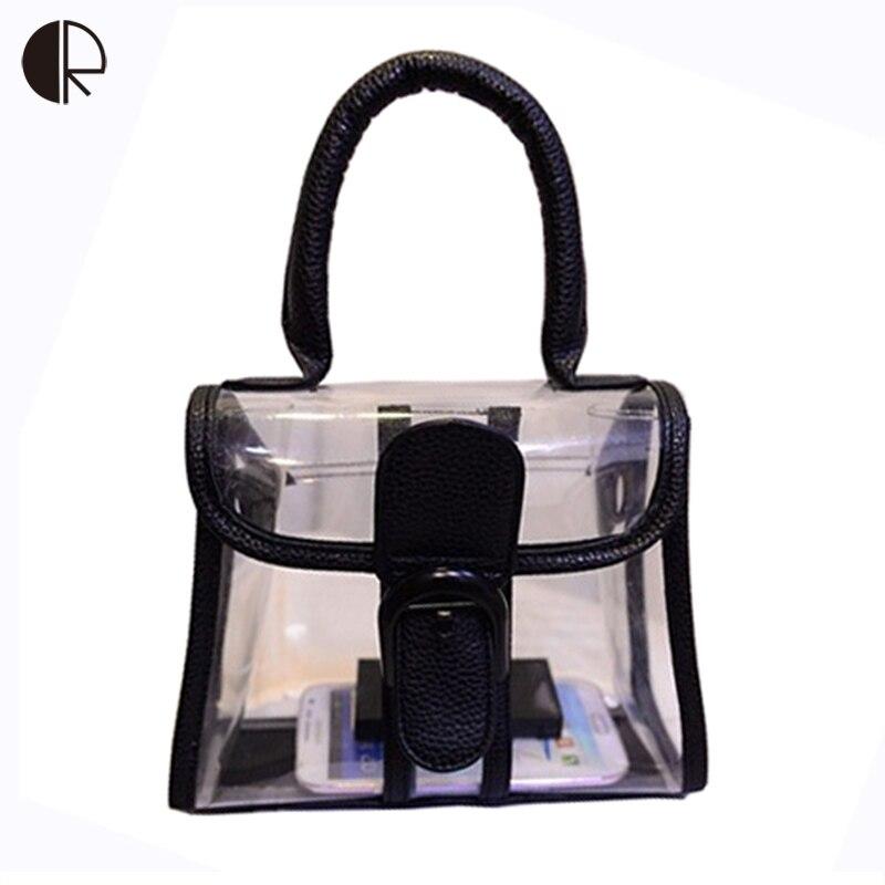99e6404d6a ... Clear Designer Totes. Hot Summer Style Women Fashion ABS Sweet Lady  Diagonal Shoulder Bags Brand Design Stachels Lady Handbag