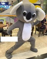 Koala Mascot Costume Suits Cosplay Party Game Dress Outfits Clothing Advertising Carnival Halloween Xmas Easter Festival Adults