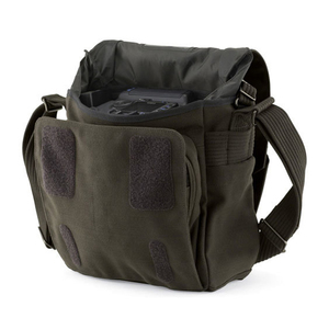 Image 3 - Fast shipping Genuine Lowepro Pro Messenger 180AW DSLR Camera Photo Sling Shoulder Bag with all Weather Cover
