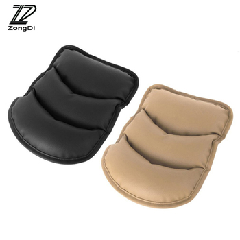 ZD Center Console Car Armrests Cover Pad For BMW F30 F10 E46 E39 E90 E60 X5 E53 F20 Mercedes Benz W204 W211 Audi A5 A6 C5 C6 A4 image