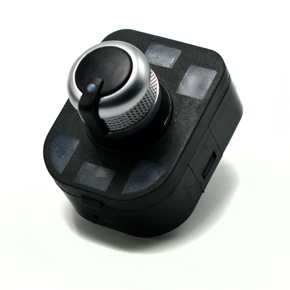 Free Shipping Side Mirror Switch Without Floding For Audi